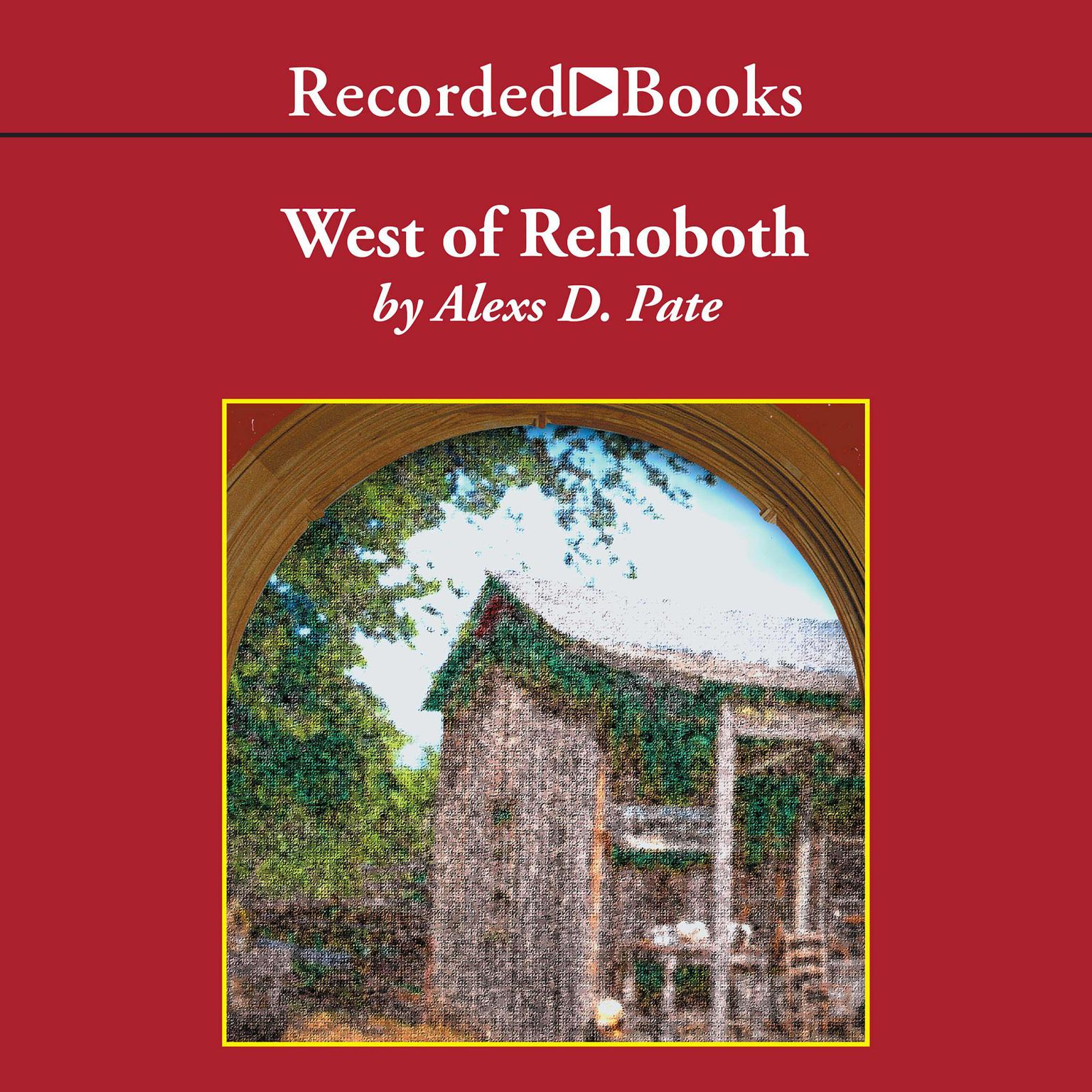 Printable West of Rehoboth Audiobook Cover Art