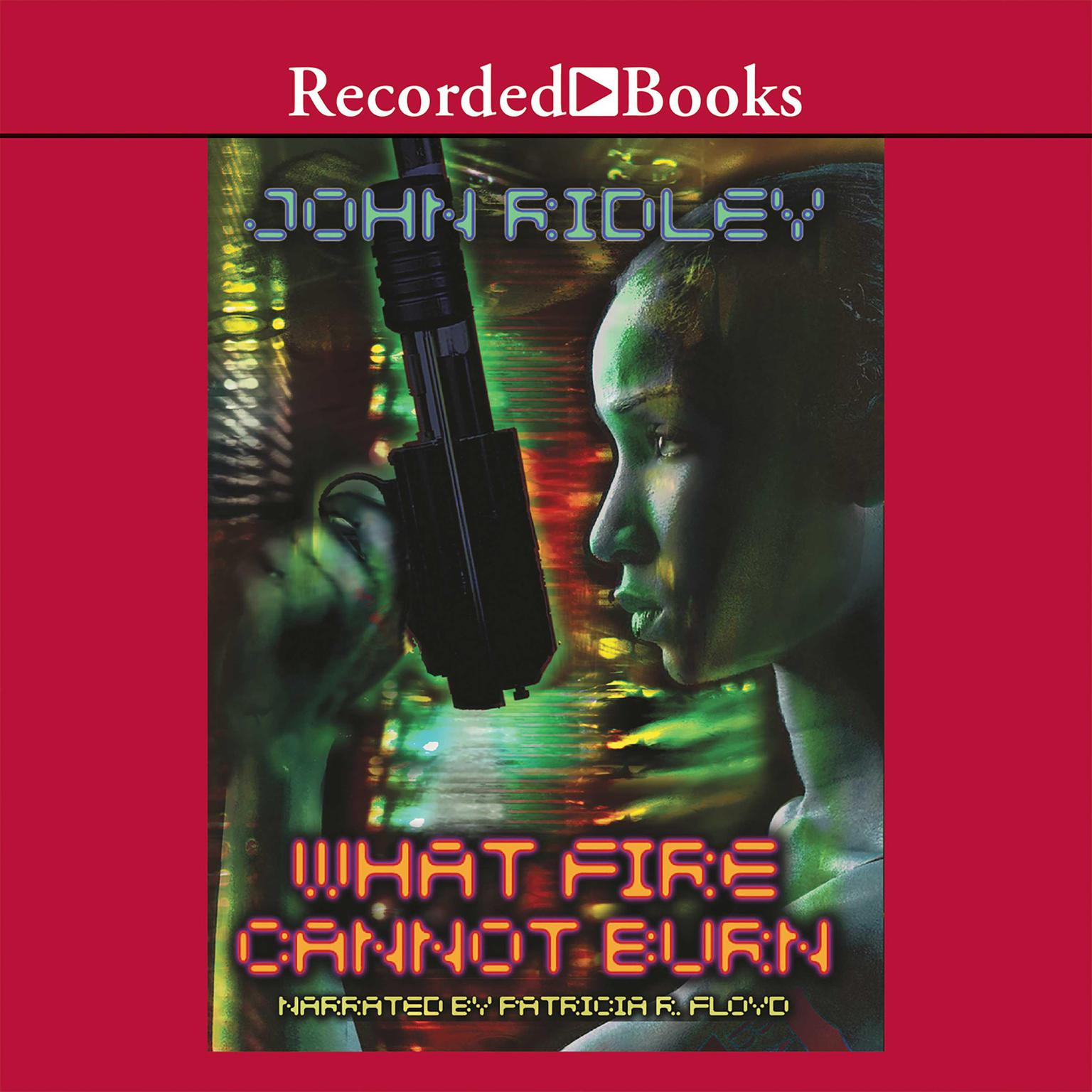 Printable What Fire Cannot Burn Audiobook Cover Art