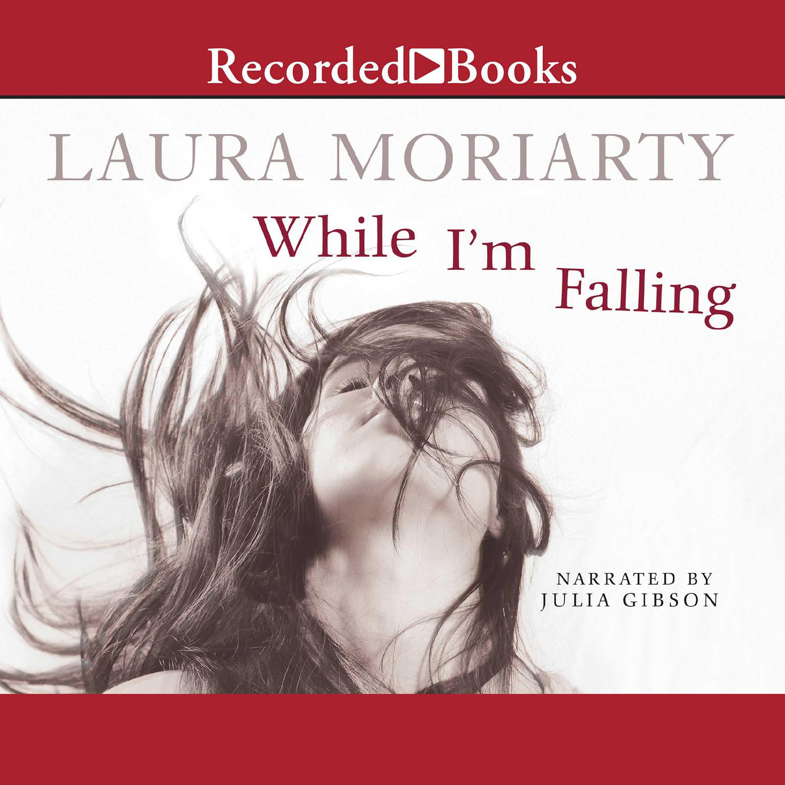 Printable While I'm Falling Audiobook Cover Art