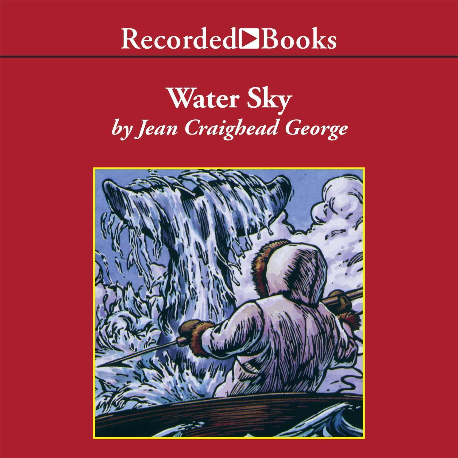 Printable Water Sky Audiobook Cover Art