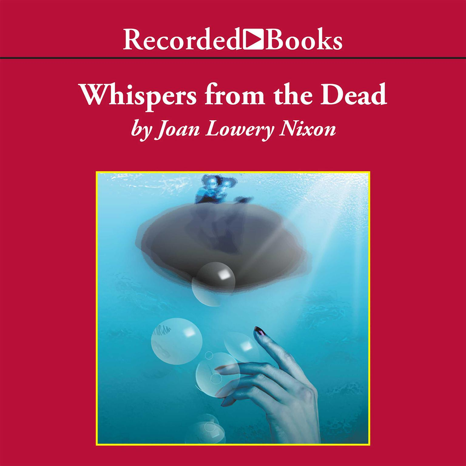 Printable Whispers from the Dead Audiobook Cover Art