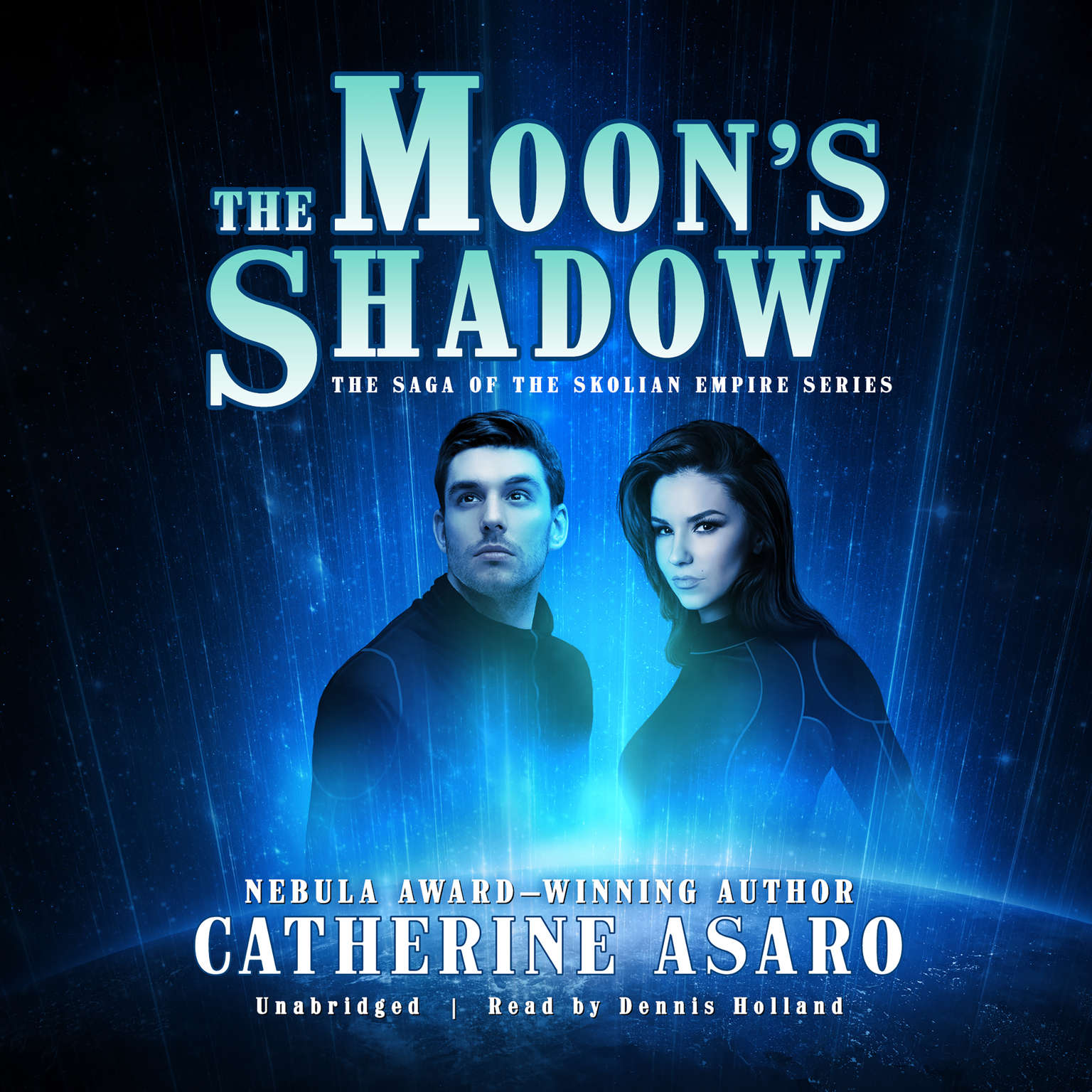 Printable The Moon's Shadow Audiobook Cover Art