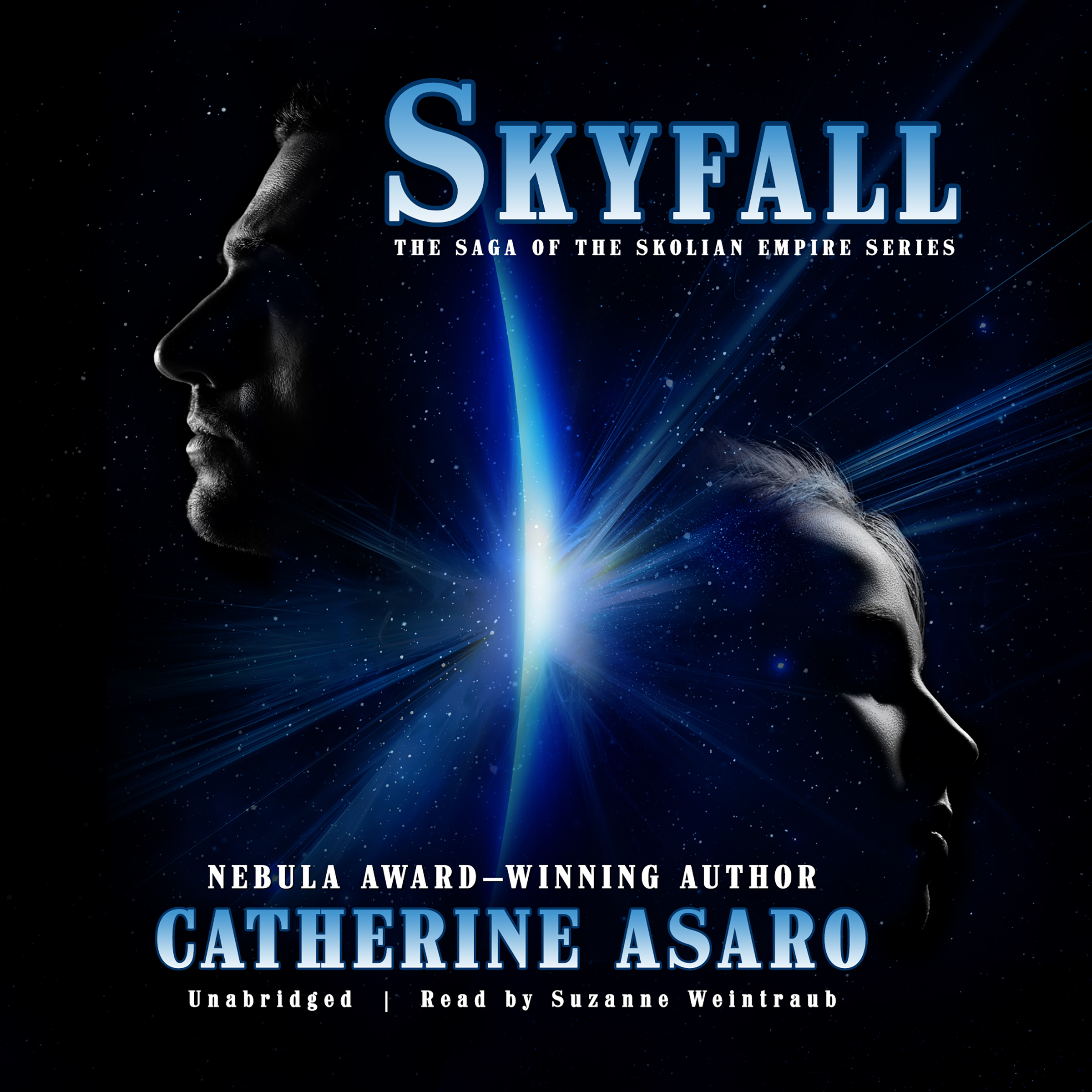 Printable Skyfall Audiobook Cover Art