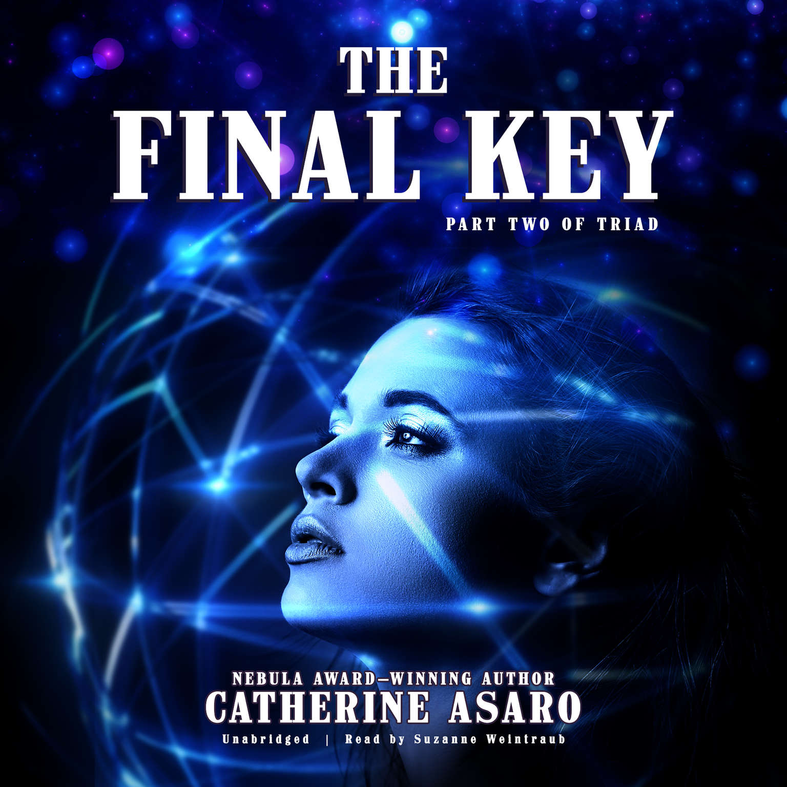 Printable The Final Key: Part Two of Triad Audiobook Cover Art