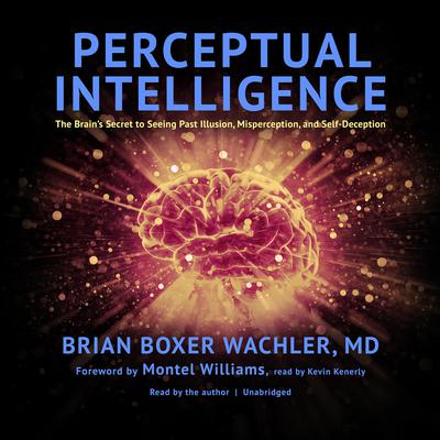 Perceptual Intelligence: The Brain's Secret to Seeing Past Illusion, Misperception, and Self-Deception Audiobook, by Brian  Boxer Wachler
