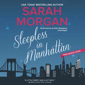 Sleepless in Manhattan Audiobook, by Sarah Morgan