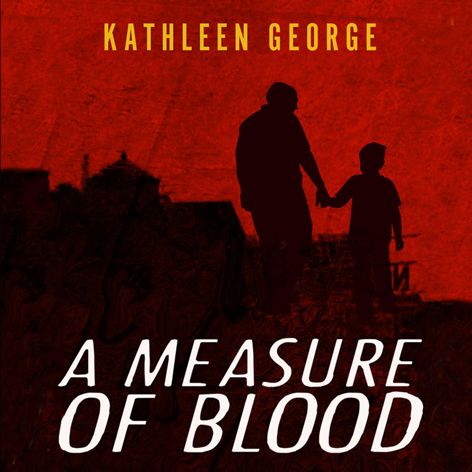 Printable A Measure of Blood Audiobook Cover Art