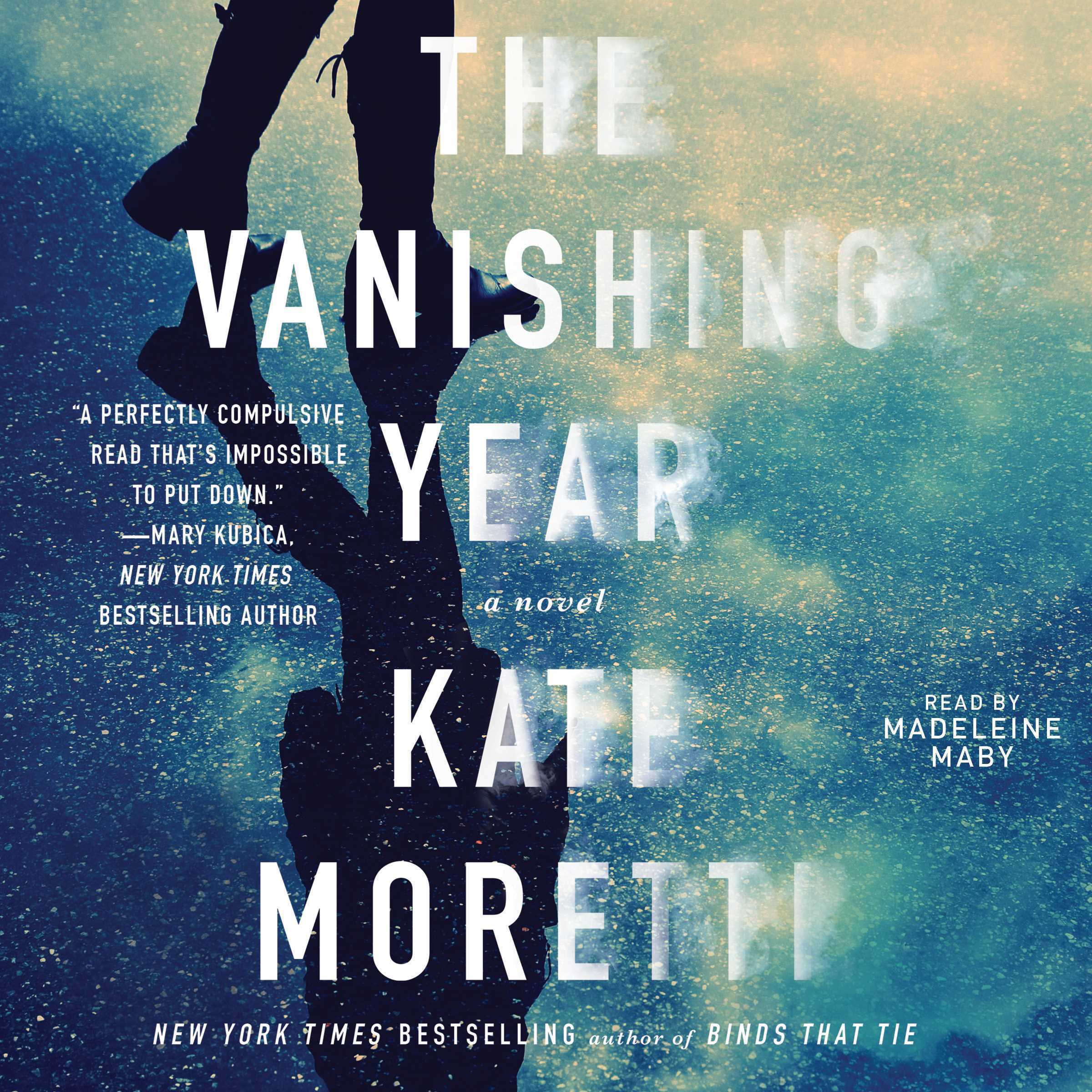 Printable The Vanishing Year: A Novel Audiobook Cover Art