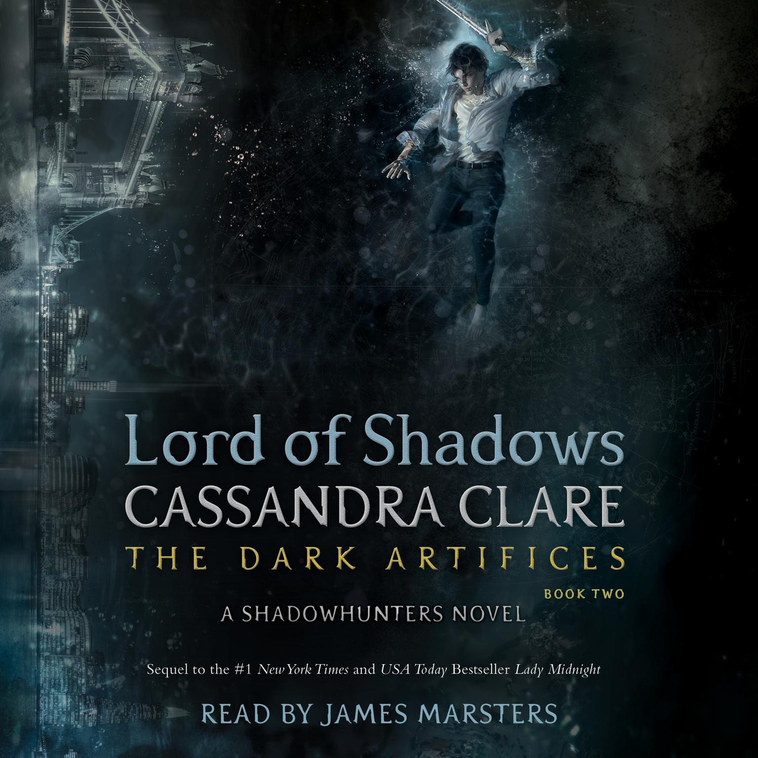 Printable Lord of Shadows Audiobook Cover Art