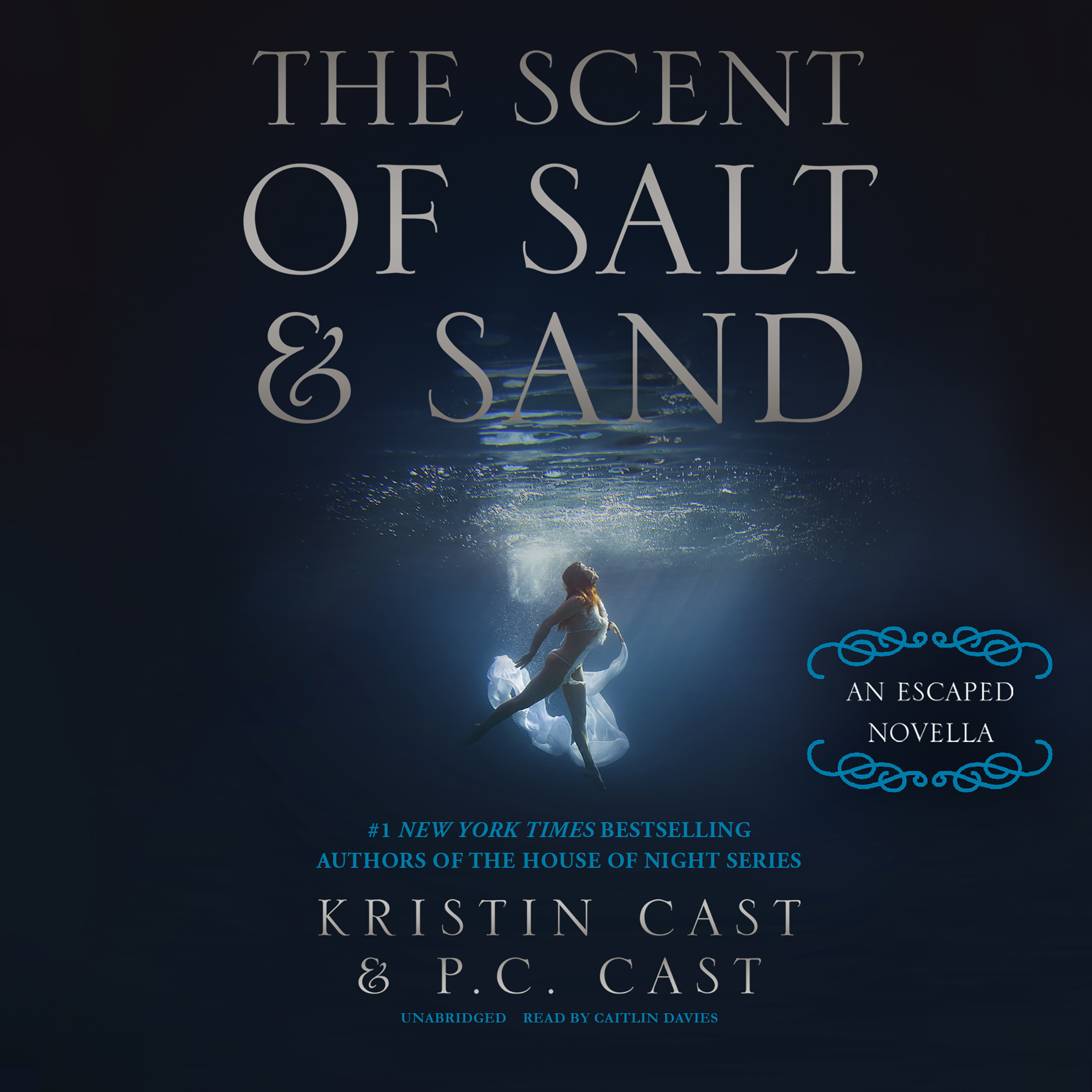 Printable The Scent of Salt and Sand: An Escaped Novella Audiobook Cover Art