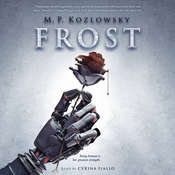 Frost Audiobook, by M.P. Kozlowsky