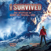 I Survived #14: I Survived the Eruption of Mount St. Helens, 1980, by Lauren Tarshis