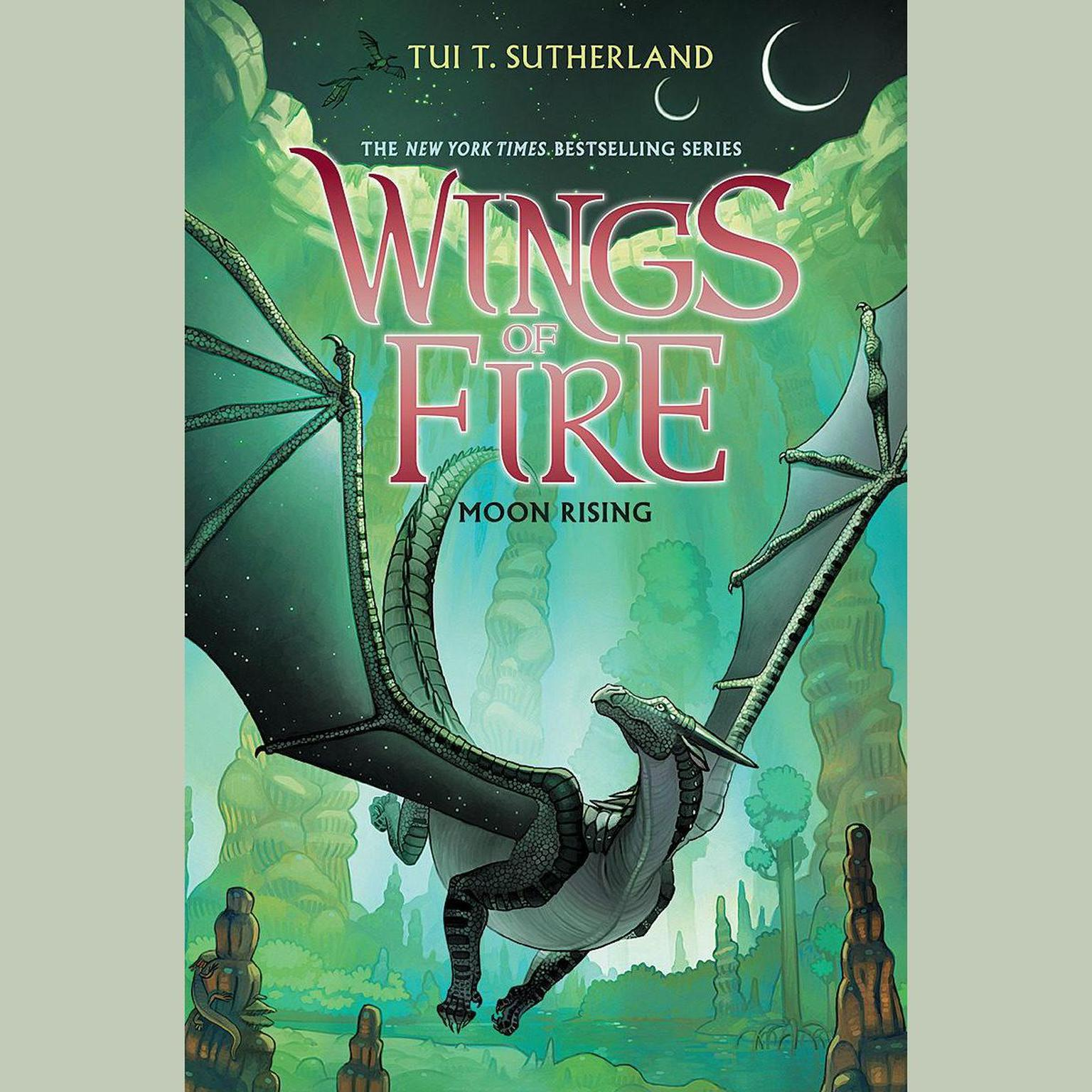 Moon Rising Audiobook, by Tui T. Sutherland