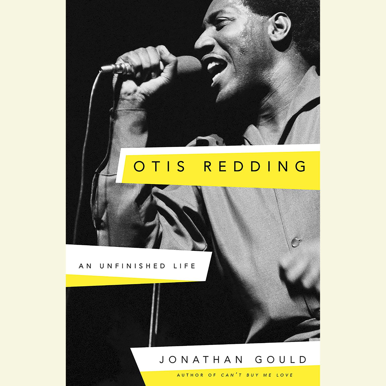 Printable Otis Redding: An Unfinished Life Audiobook Cover Art