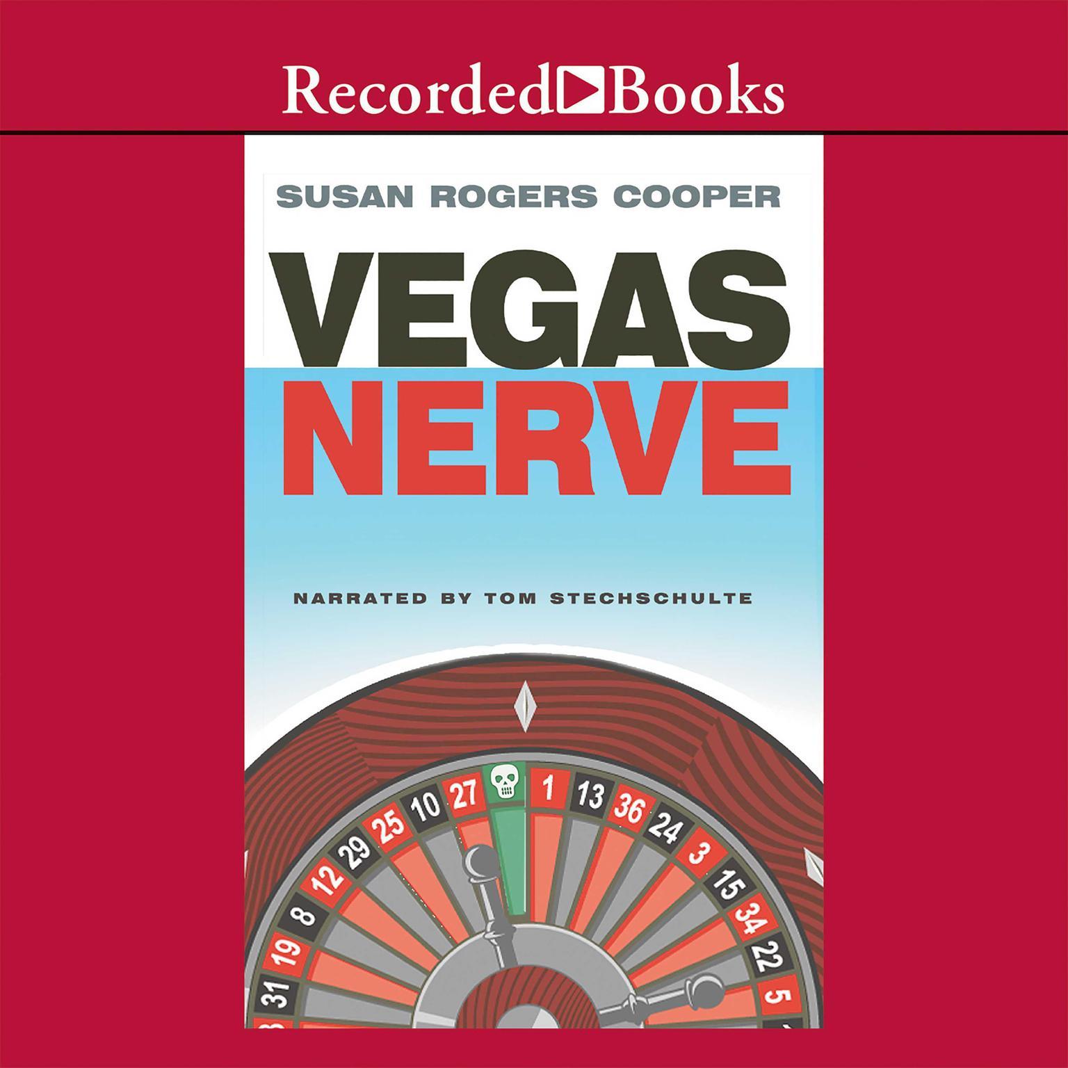 Printable Vegas Nerve Audiobook Cover Art