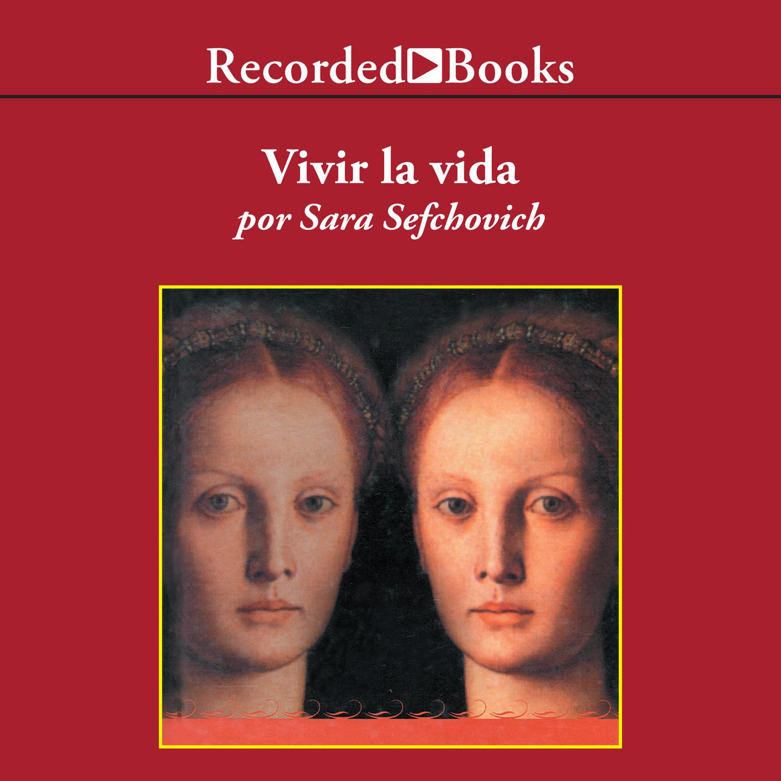 Printable Vivir la vida Audiobook Cover Art