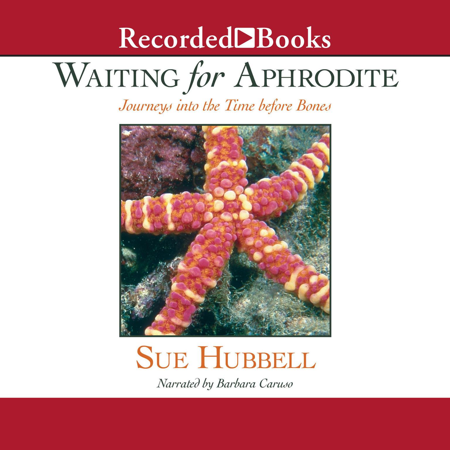 Printable Waiting for Aphrodite: Journeys into the Time before Bones Audiobook Cover Art