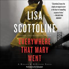 Everywhere That Mary Went: A Rosato & Associates Novel Audiobook, by Lisa Scottoline