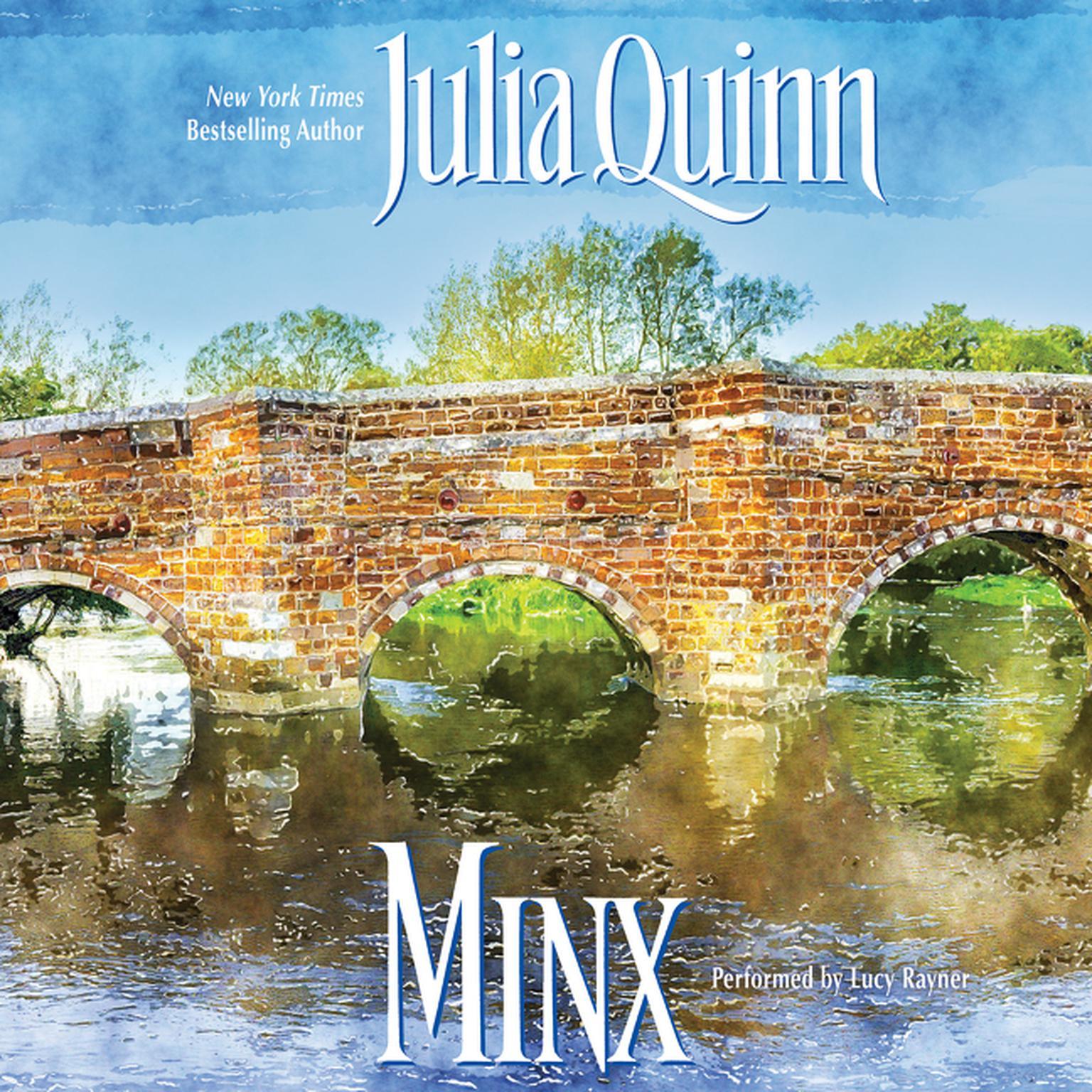 Printable Minx Audiobook Cover Art