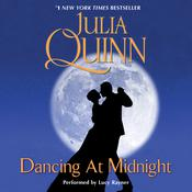 Dancing at Midnight Audiobook, by Julia Quinn