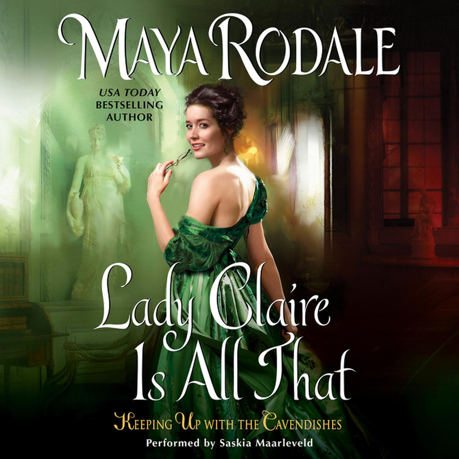 Printable Lady Claire Is All That: Keeping Up with the Cavendishes Audiobook Cover Art