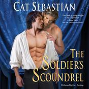The Soldier's Scoundrel Audiobook, by Cat Sebastian