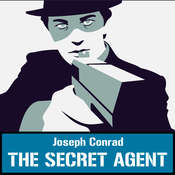 The Secret Agent Audiobook, by Joseph Conrad
