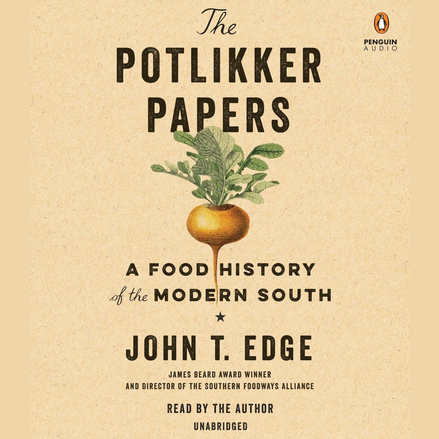 Printable The Potlikker Papers: A Food History of the Modern South Audiobook Cover Art