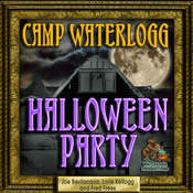 The Camp Waterlogg Halloween Party Audiobook, by Joe Bevilacqua