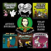A Joe Bev Cartoon Collection, Volume Two Audiobook, by Joe Bevilacqua, Charles Dawson Butler, Pedro Pablo Sacristán