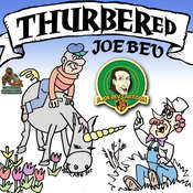 Thurbered Joe Bev: A Joe Bev Cartoon, Volume 12 Audiobook, by Joe Bevilacqua, Charles Dawson Butler, Pedro Pablo Sacristán
