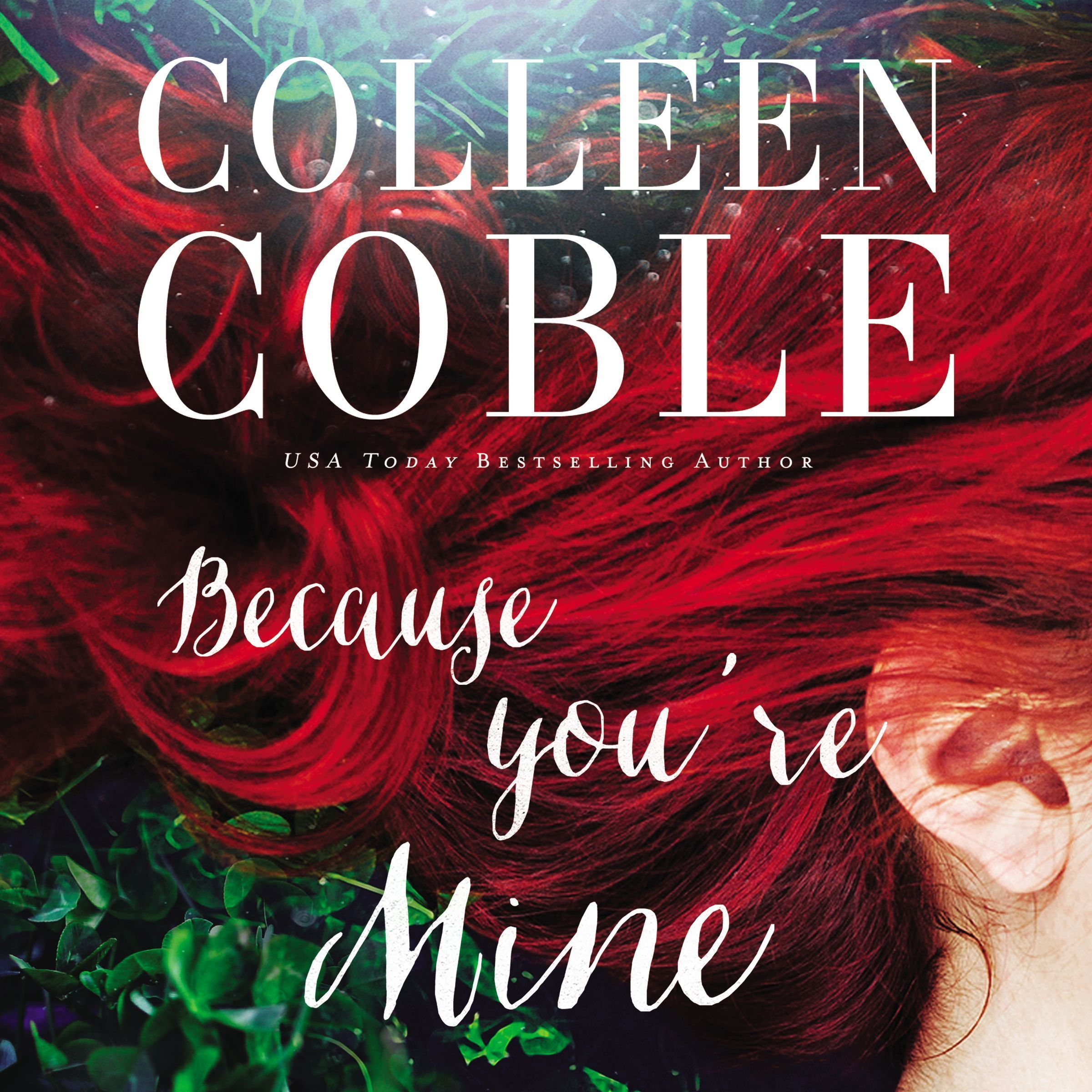 Printable Because You're Mine Audiobook Cover Art