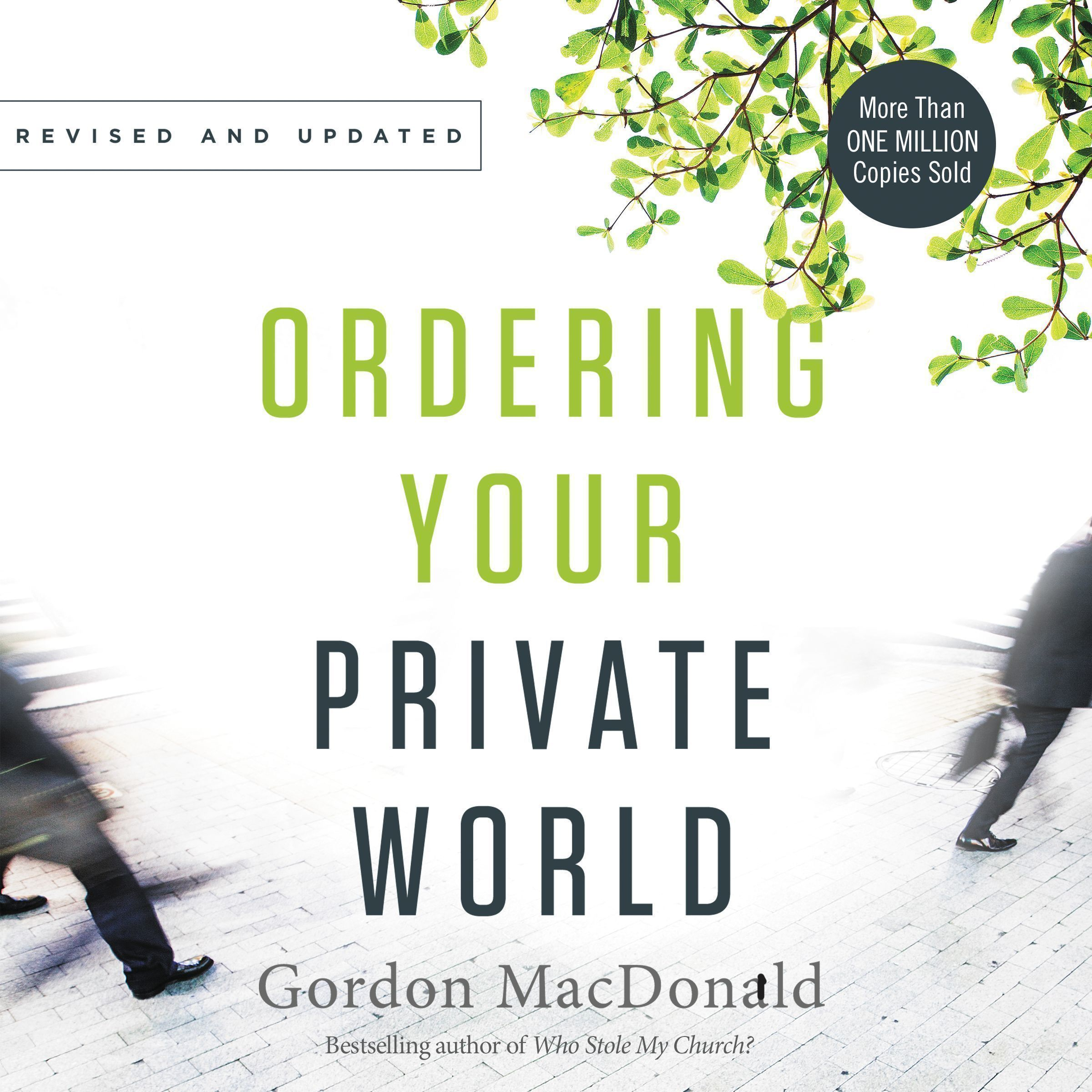 Printable Ordering Your Private World Audiobook Cover Art