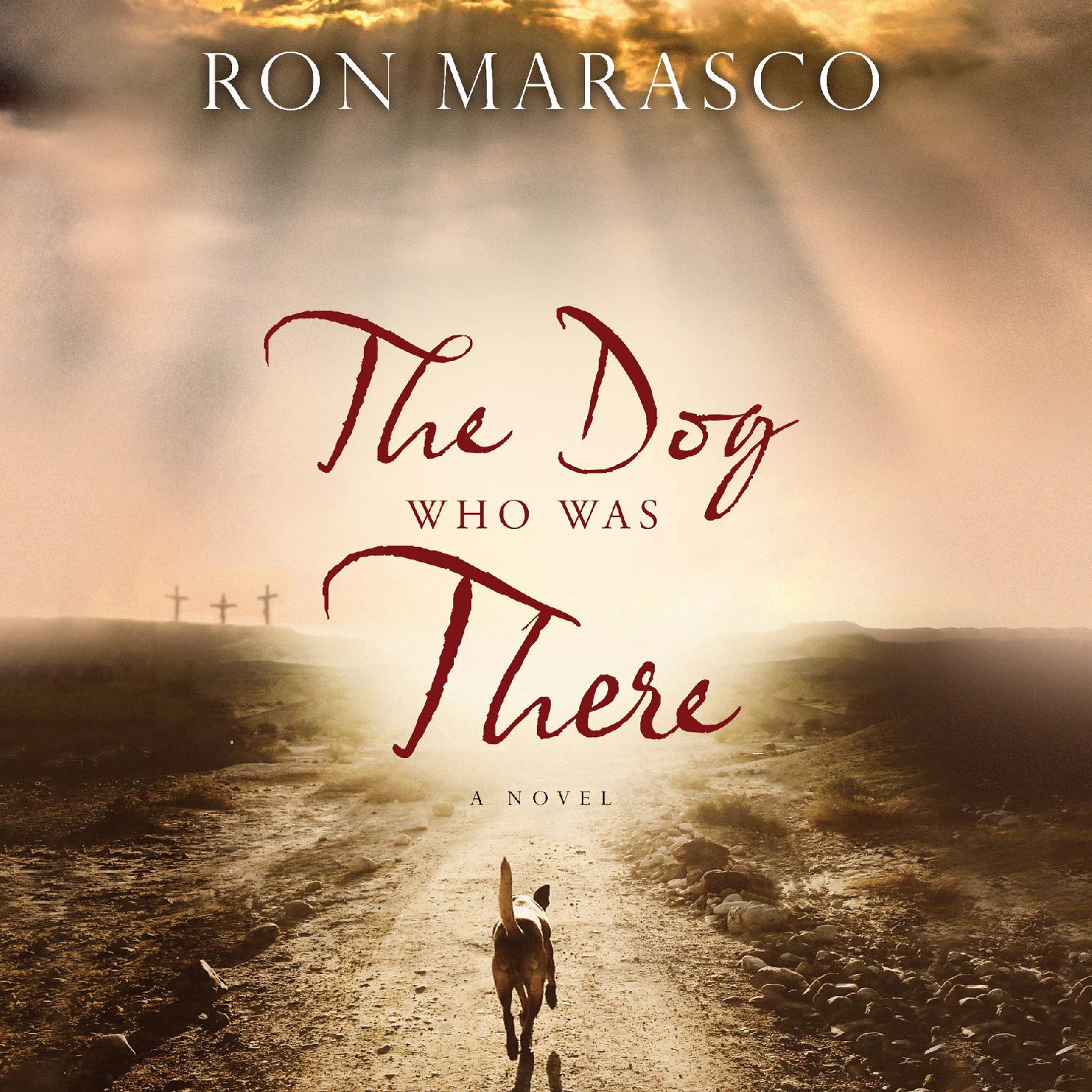 Printable The Dog Who Was There Audiobook Cover Art