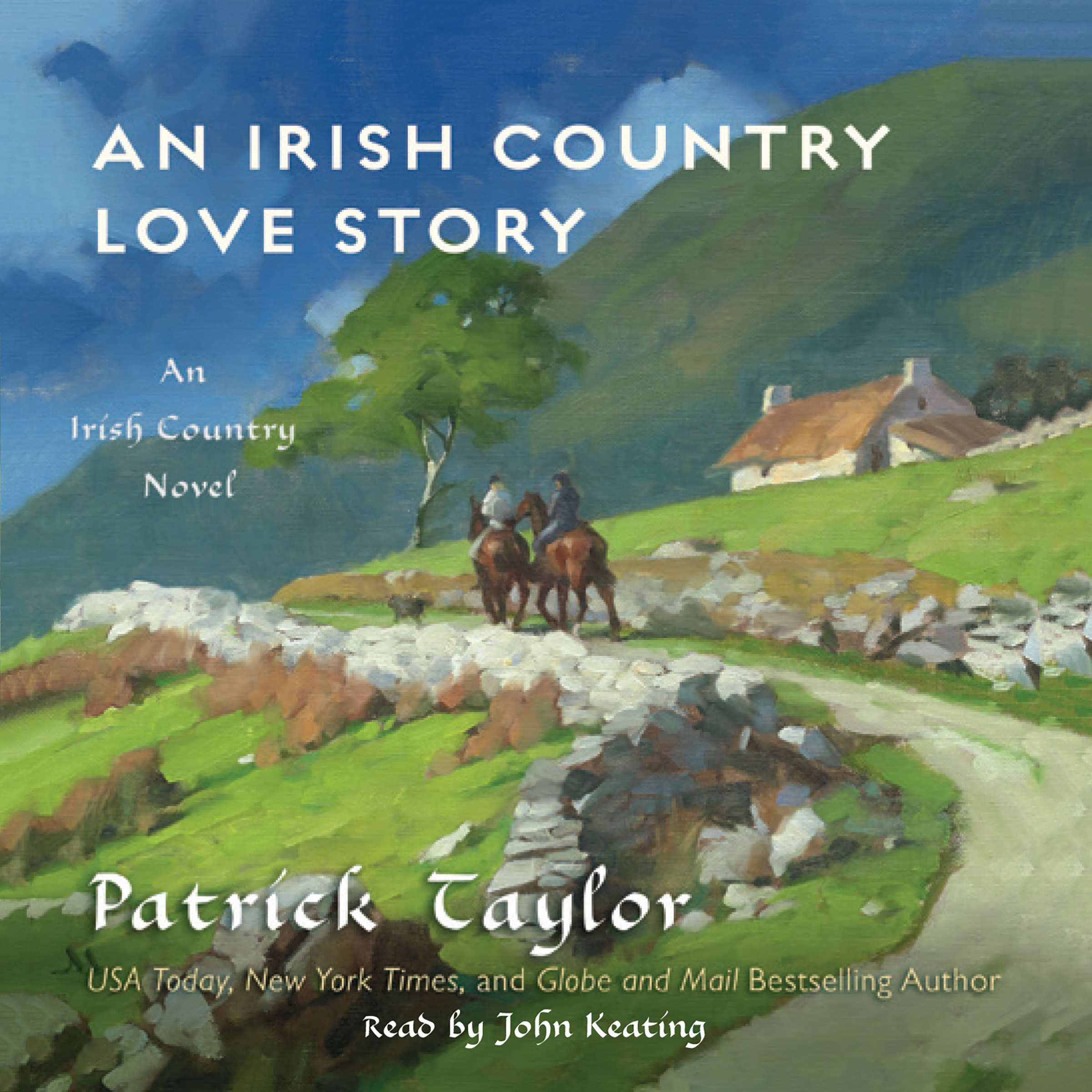 Printable An Irish Country Love Story: A Novel Audiobook Cover Art
