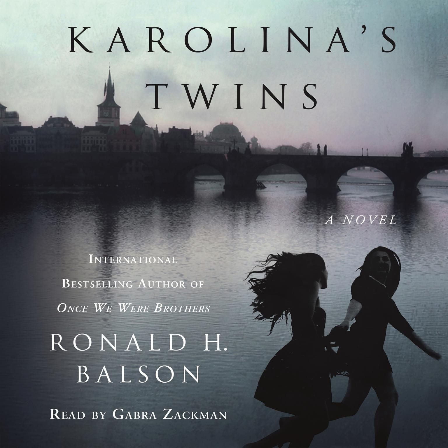Printable Karolina's Twins: A Novel Audiobook Cover Art