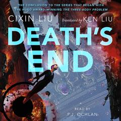 Deaths End Audiobook, by Cixin Liu