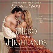 Hero in the Highlands, by Suzanne Enoch
