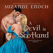 A Devil in Scotland Audiobook, by Suzanne Enoch