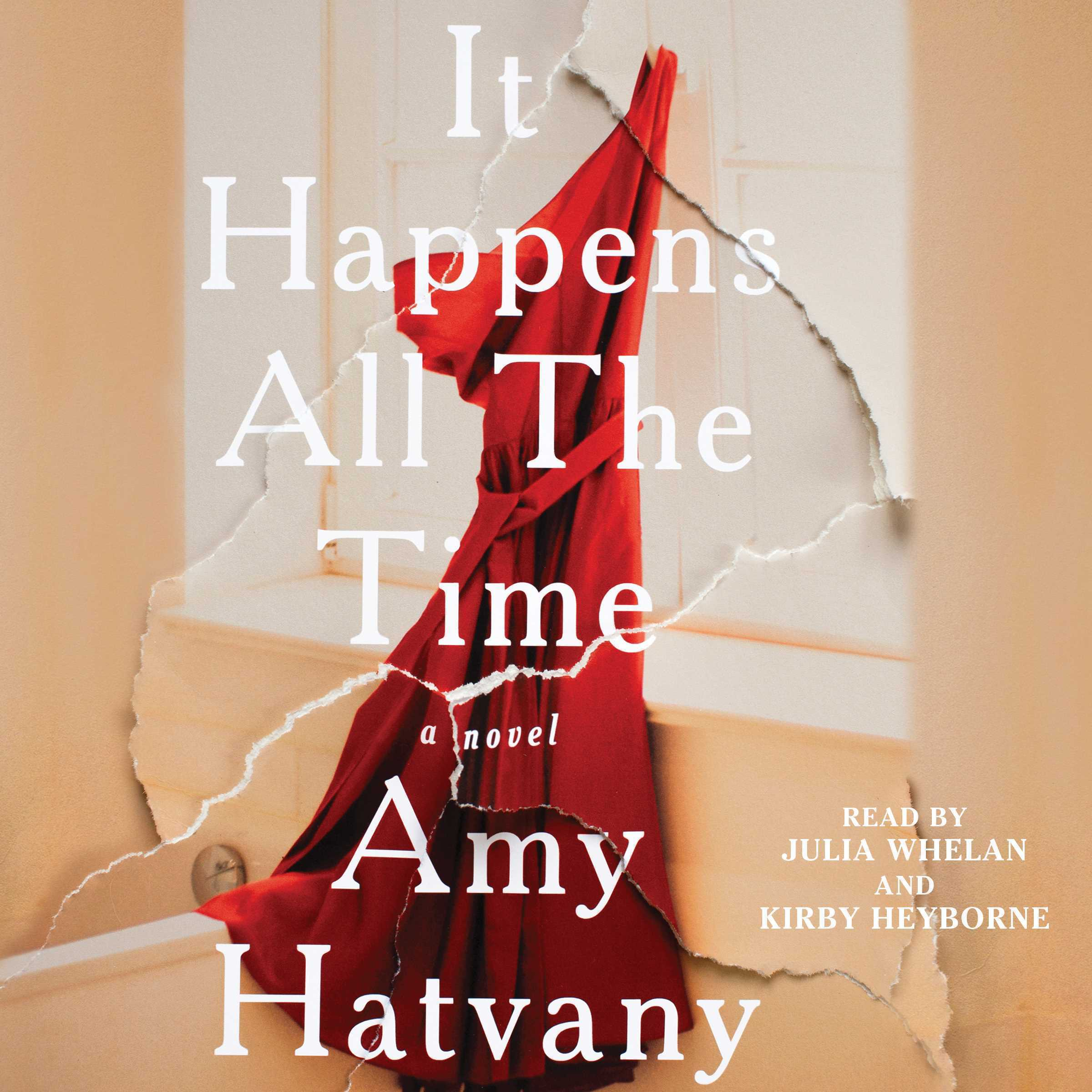 Printable It Happens All the Time: A Novel Audiobook Cover Art