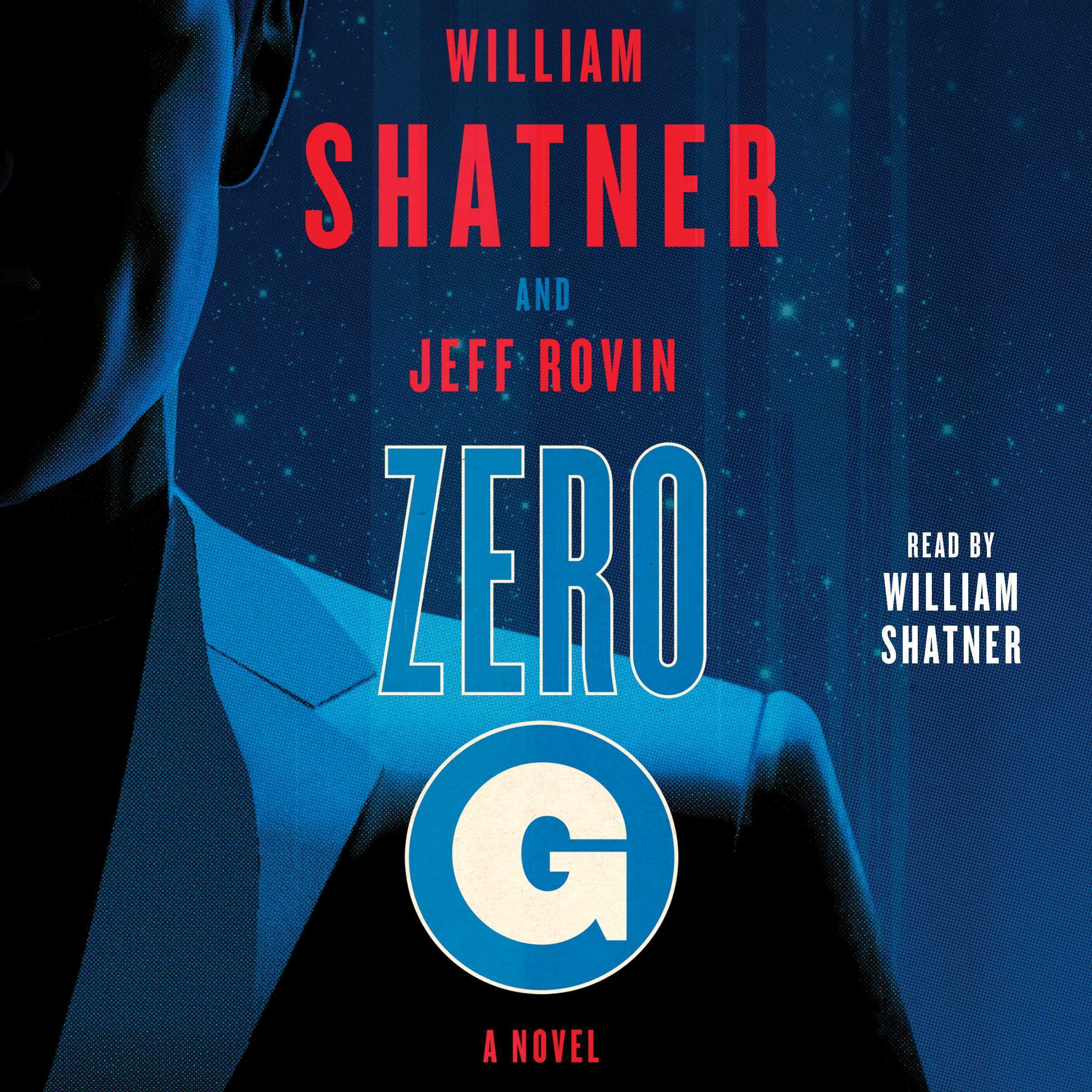 Printable Zero-G: Book 1: A Novel Audiobook Cover Art