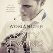 Womanizer: Callans Story Audiobook, by Katy Evans