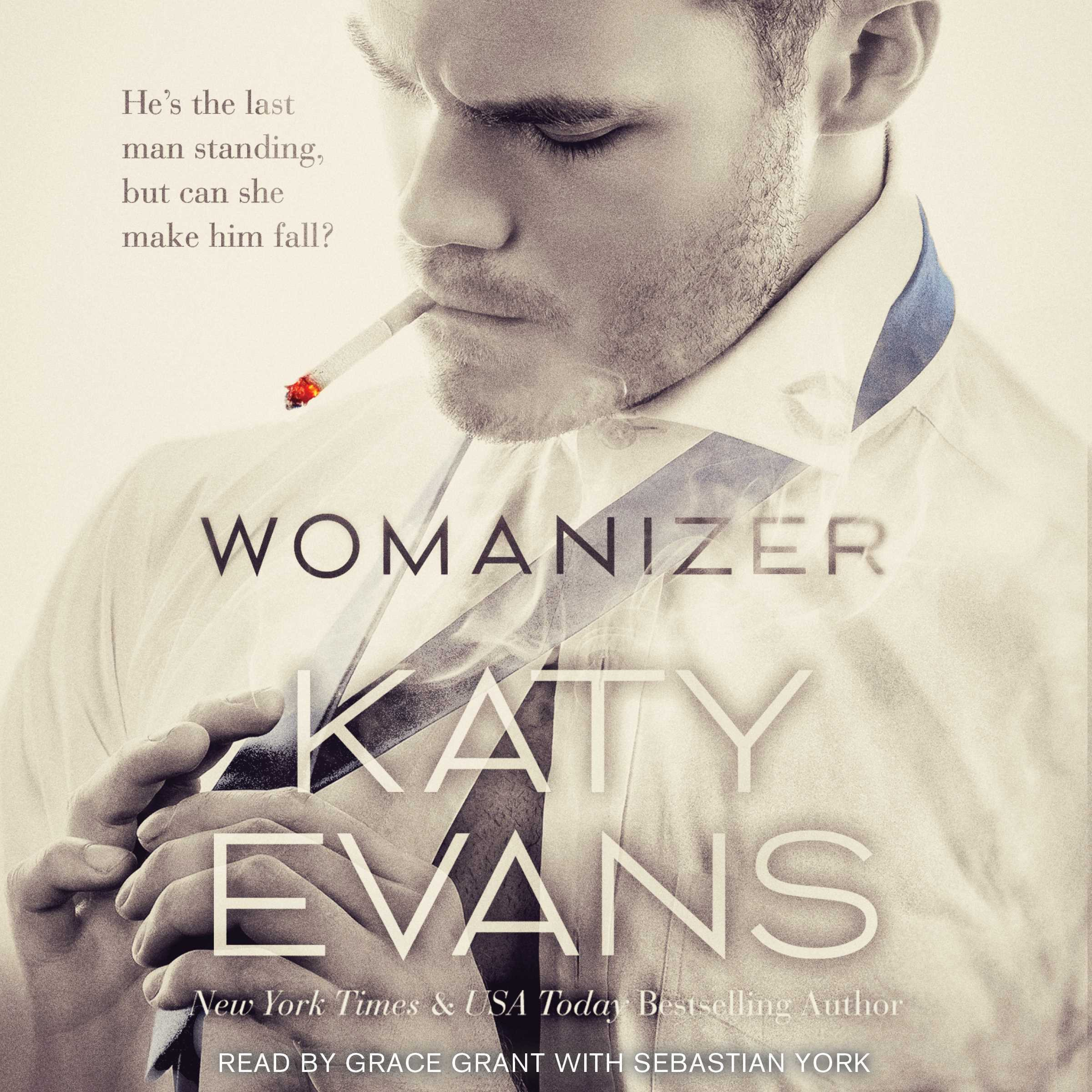 Printable Womanizer: Callan's Story Audiobook Cover Art