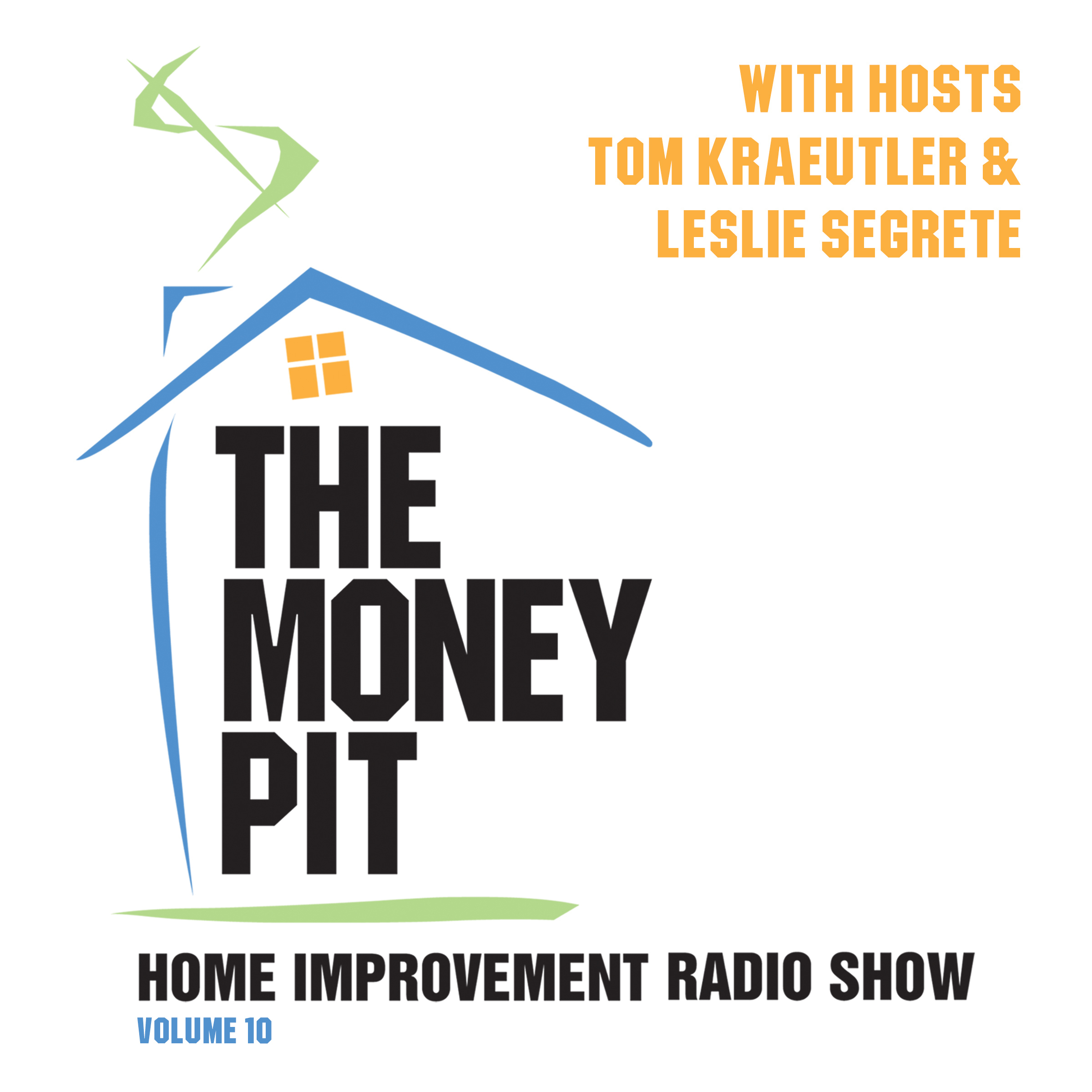 Printable The Money Pit, Vol. 10 Audiobook Cover Art