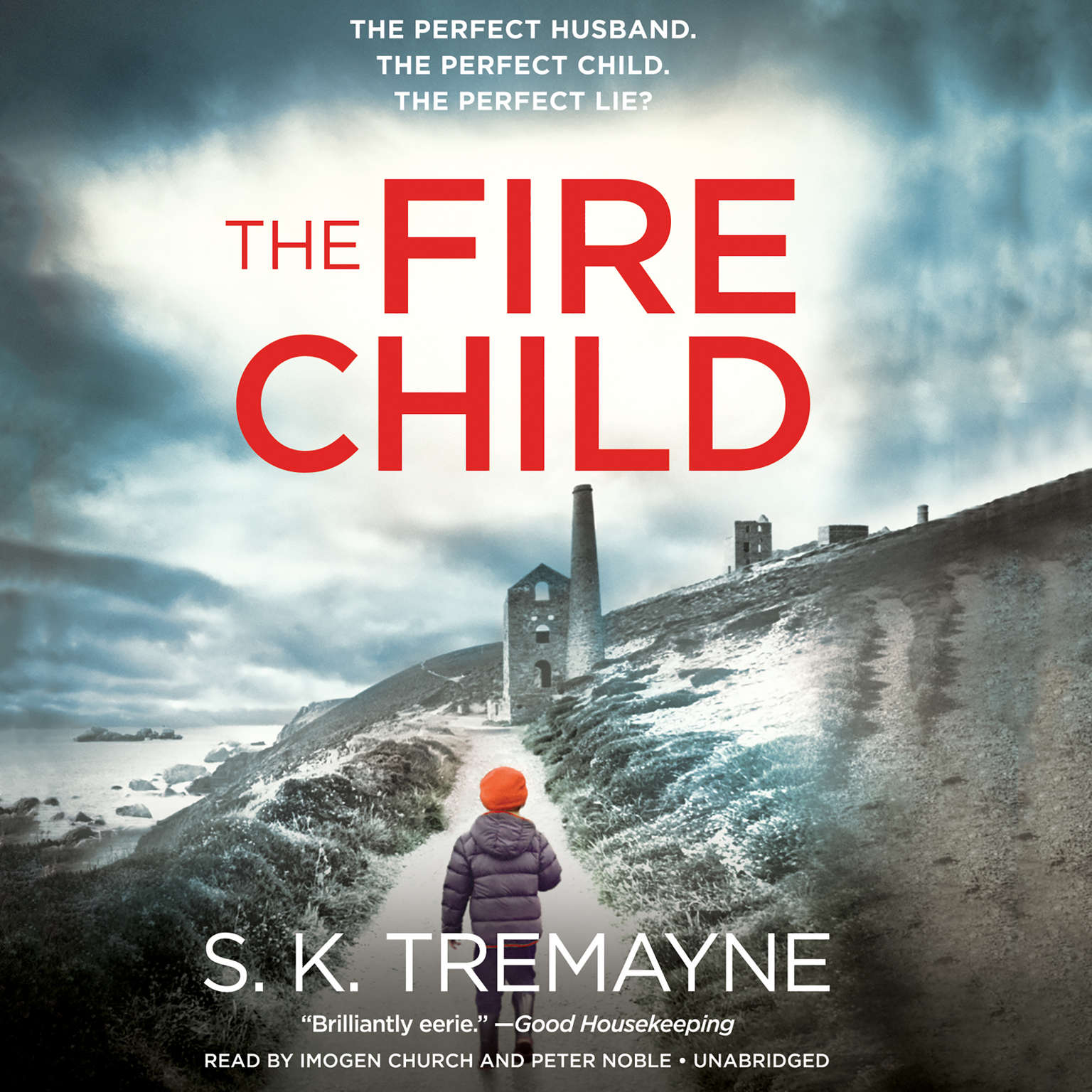 Printable The Fire Child Audiobook Cover Art