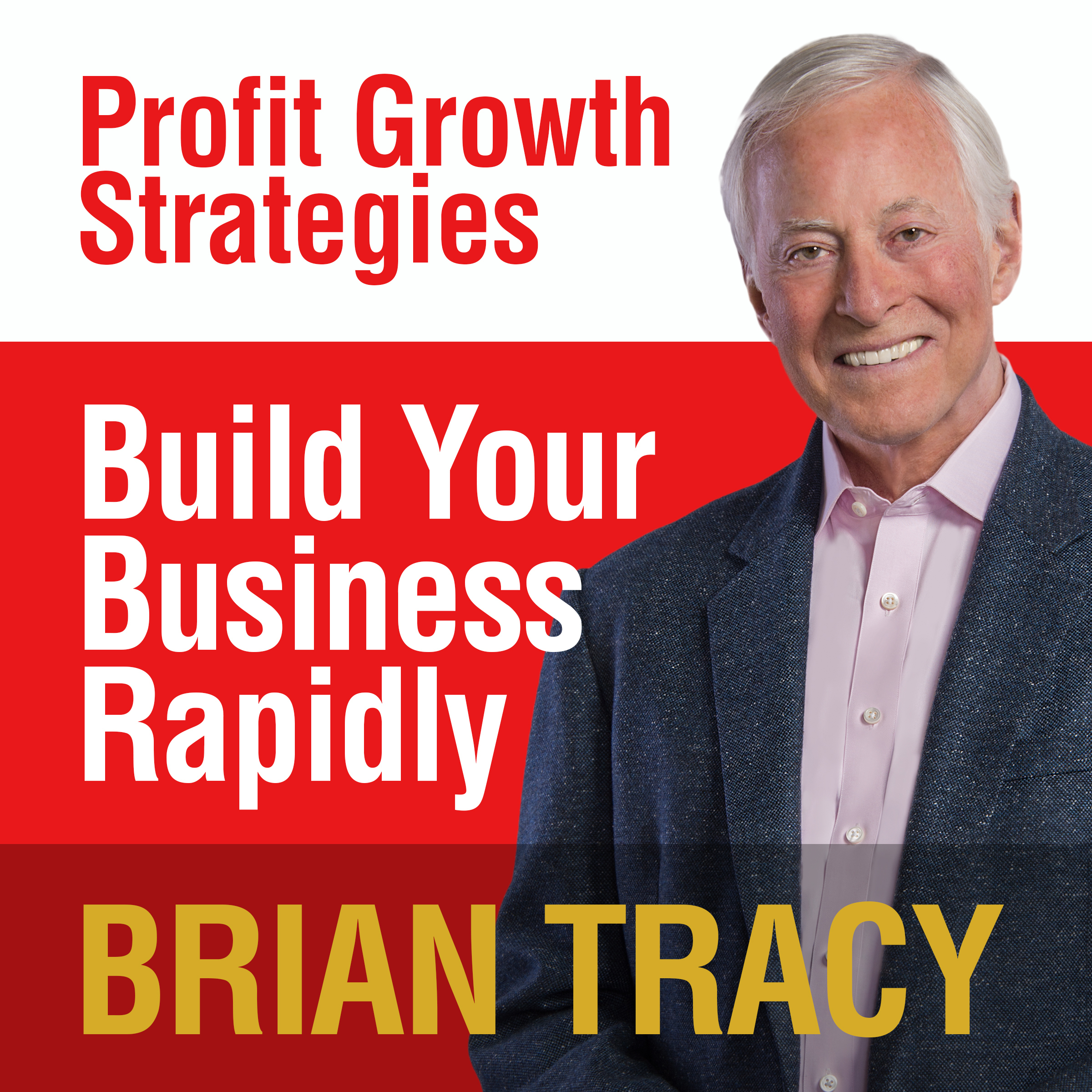 Printable Build Your Business Rapidly: Profit Growth Strategies Audiobook Cover Art