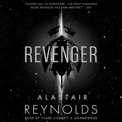 Revenger Audiobook, by Alastair Reynolds