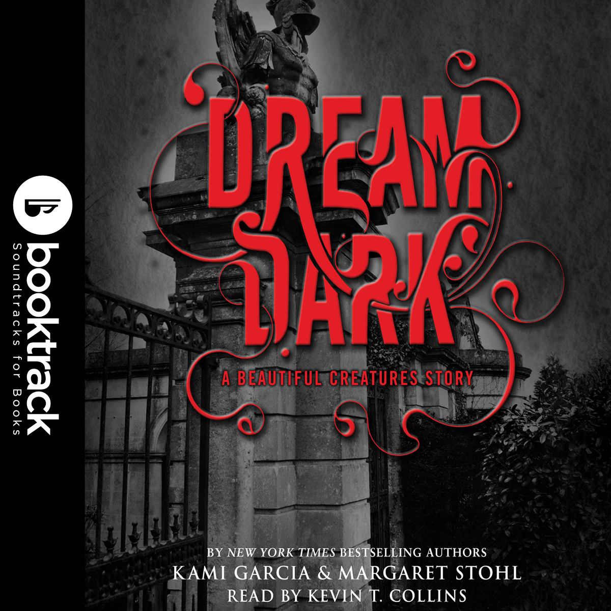 Printable Dream Dark: A Beautiful Creatures Story: Booktrack Edition Audiobook Cover Art
