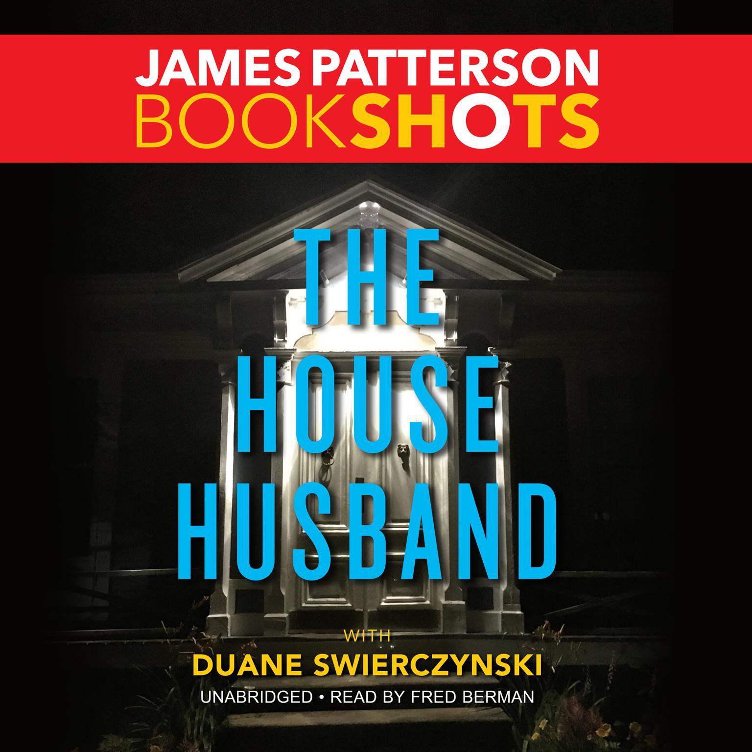 Printable The House Husband Audiobook Cover Art