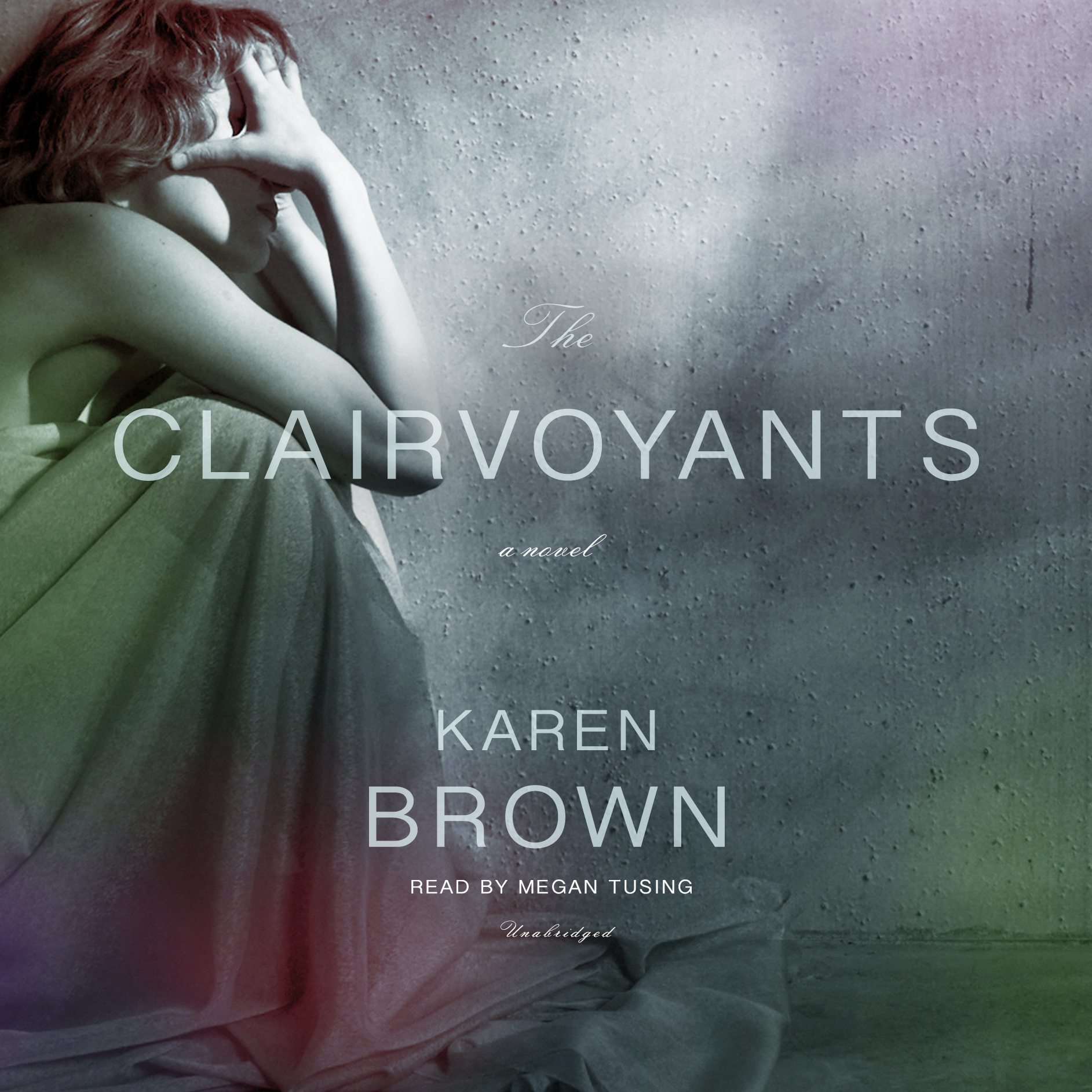 Printable The Clairvoyants: A Novel Audiobook Cover Art